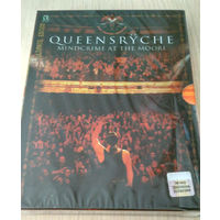 2DVD Queensryche - Mindcrime in the Moore