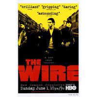 Прослушка / The Wire [5 сезонов][60 серий]( Криминальная драма., DVDRip)