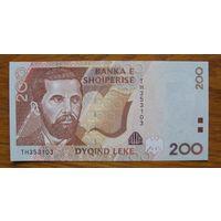Албания (Р67) - 2001 - 200 Лек - UNC