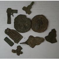 Крестики, медальоны для реставратора
