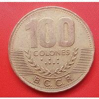 58-30 Коста-Рика, 100 колон 2000 г.