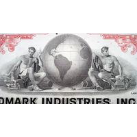 OMARK INDUSTRIES, INC., 1967 год