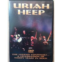 DVD URIAH HEEP the legend continues...