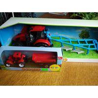 2 трактора вместе