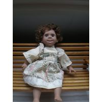 Характерная кукла 38 см. G.S.303