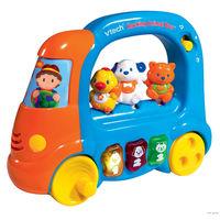 Светомузыкальный автобус vtech rocking animal bus