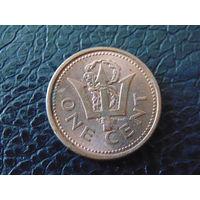 Барбадос, 1 цент 2006 г.