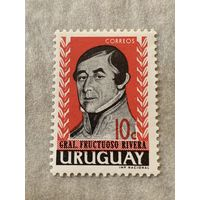 Уругвай. Fructuoso Rivera