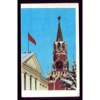 Партийная жизнь Спасская башня