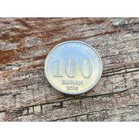 Индонезия. 100 рупий 2016.