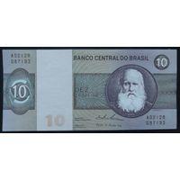 Бразилия. 10 крузейро 1979 [UNC]