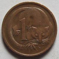 1 цент 1975  Австралия