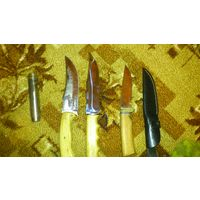 Ножи охотничье
