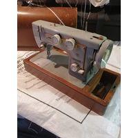 Швейная машинка Подольск-142 на запчасти или реставрацию