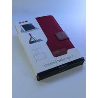 Универсальный чехол для планшета D-Lex LXTC-6007-RD! Новый!