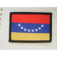 Нашивка. Флаг Венесуэлы.