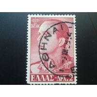 Греция 1957 король Павел 1