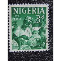 Нигерия 1967 г. Искусство.