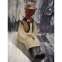 Статуэтка керамика