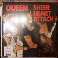 QUEEN - 1974/2015 - SHEER HEART ATTACK, LP, (GERMANY)