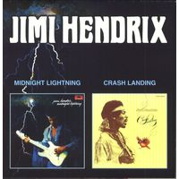 Jimi Hendrix - 3CD: in the west, loose ends, the cry of love, war heroes, midnight lightning, crash landing