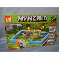 Конструктор MyWorld. Цена снижена.