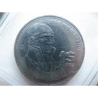 Мексика 1 песо 1985 г.