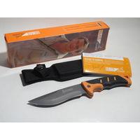 Нож туристический походный Gerber Bear Grylls, Нейлоновый чехол