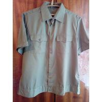 Рубашка мужская военная р 41-4