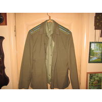 Китель и рубашка ВВС СССР
