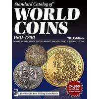 2018 - Краузе - Монеты мира 1601-1700 гг - на CD