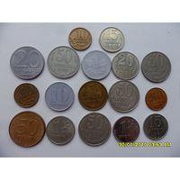 Набор монет. Лот 204
