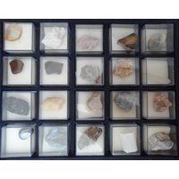 Минералы камни