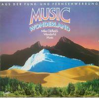 Mike Oldfield /Music Wonderland/1980, Virgin, LP, NM, Germany