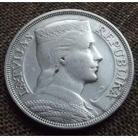Латвия. 5 лат 1931