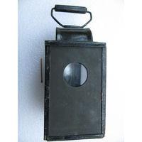 Фонарь минометчика керосиновый (минометный) блиндажный образца 1937г.