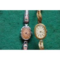 Часы женские  2 шт   в ремонт