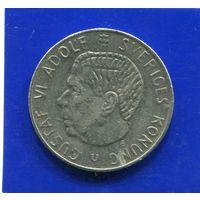 Швеция 1 крона 1973