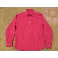Школьная рубашка р.32-33 рост 146