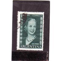 Аргентина.Ми-600. Эва Перон. 1952.