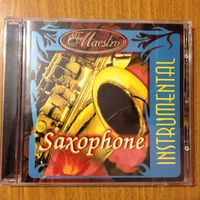 CD диск Saxophone Instrumental