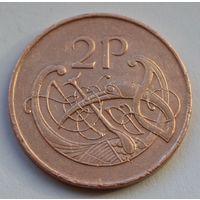 Ирландия, 2 пенса 1971 г.