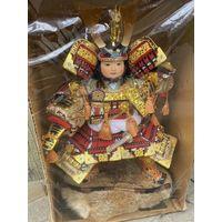 Самурай. Японская кукла. 80-годы.