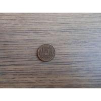 СААРЛЕНД 10 франков 1954 год