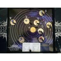 Солнечная система, набор монет, серебро