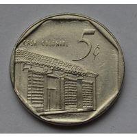 Куба, 5 сентаво 2000 г.