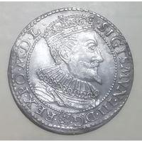 6 грошей 1596 г