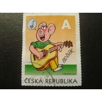 Чехия 2011 персонаж мультика