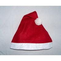 Колпак Санта и другие праздничные товары. Универсальный размер. Новая. Обмен!
