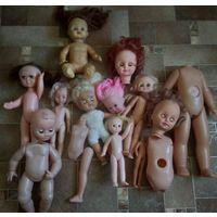 Куклы в ремонт или на запчасти